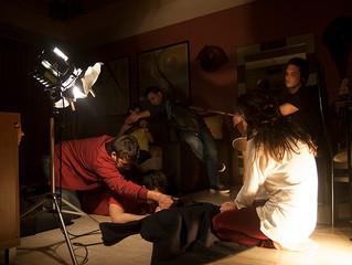 Rodaje del nuevo cortometraje de ZolenFilms