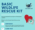 Basic Wildlife Rescue Kit header.png