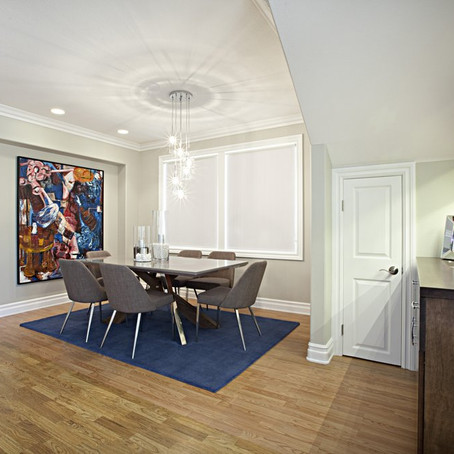 Top 5 Things To Seek Out When Hiring An Interior Designer