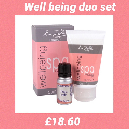 Eve Taylor Comfort Synergy Duo Box Set