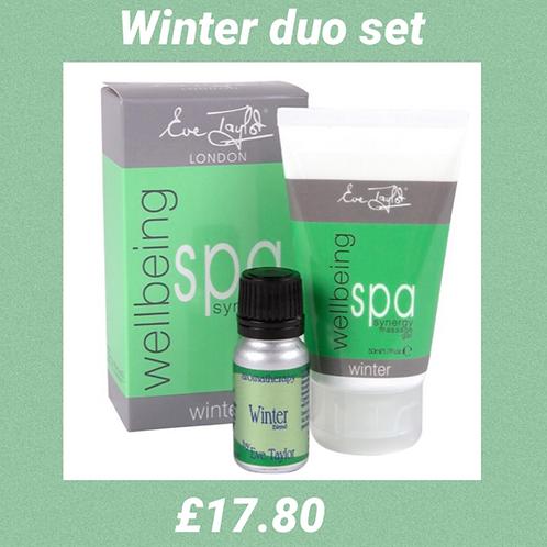 Winter Synergy Duo Box Set