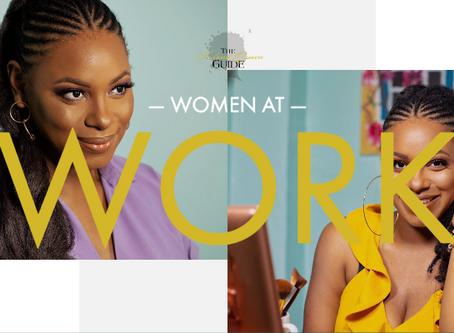 Women at Work: Myah Newman