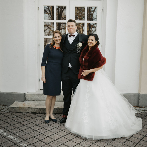 Christin & Tobi, Kurhaus Bad Tölz