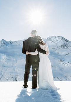 Winterhochzeit Anne & Oliver