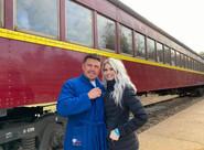 The Polar Express Train Station