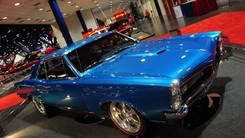 67 GTO - Blew Bayou