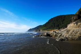 Beach view Oregon