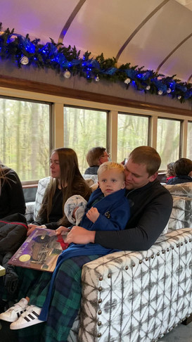 The Polar Express Train