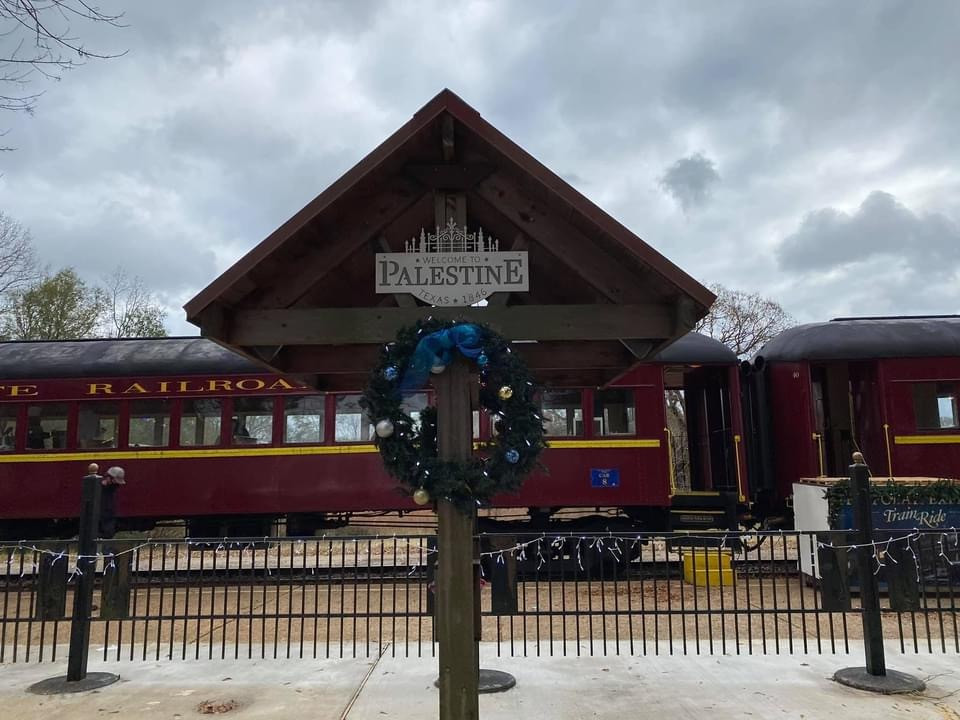 The Polar Express Train Station