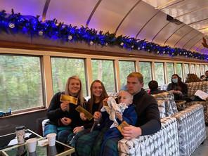 The Polar Express Train