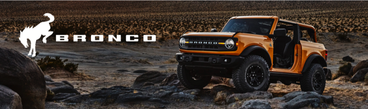 THE BRONCO IS BACK!