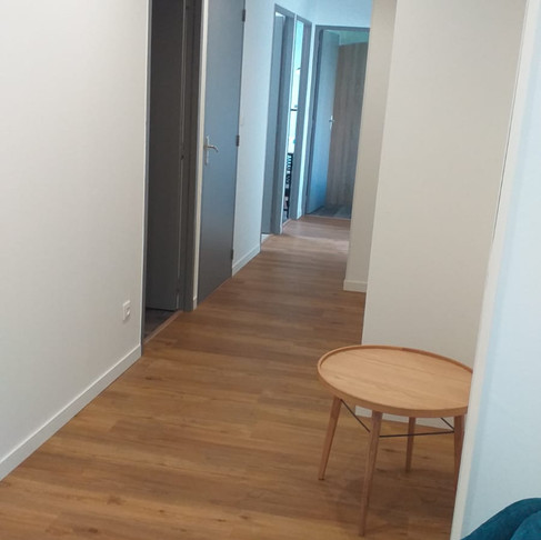 Encore un nouvel appartement sur Angers !