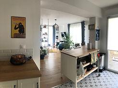 Appartement rénové Angers centre ville