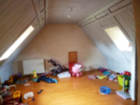 Avant/après chambre cosy