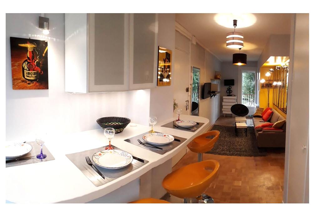 rénovation d'appartement à Angers
