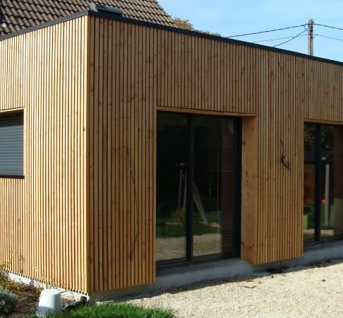 Agrandissez votre maison, pensez à l'extension !