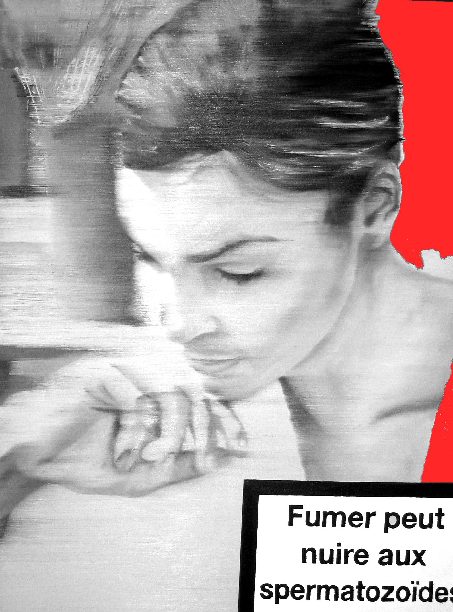 Patrice Palacio - Serie 102 - fumer peut nuire aux spermatozoïdes
