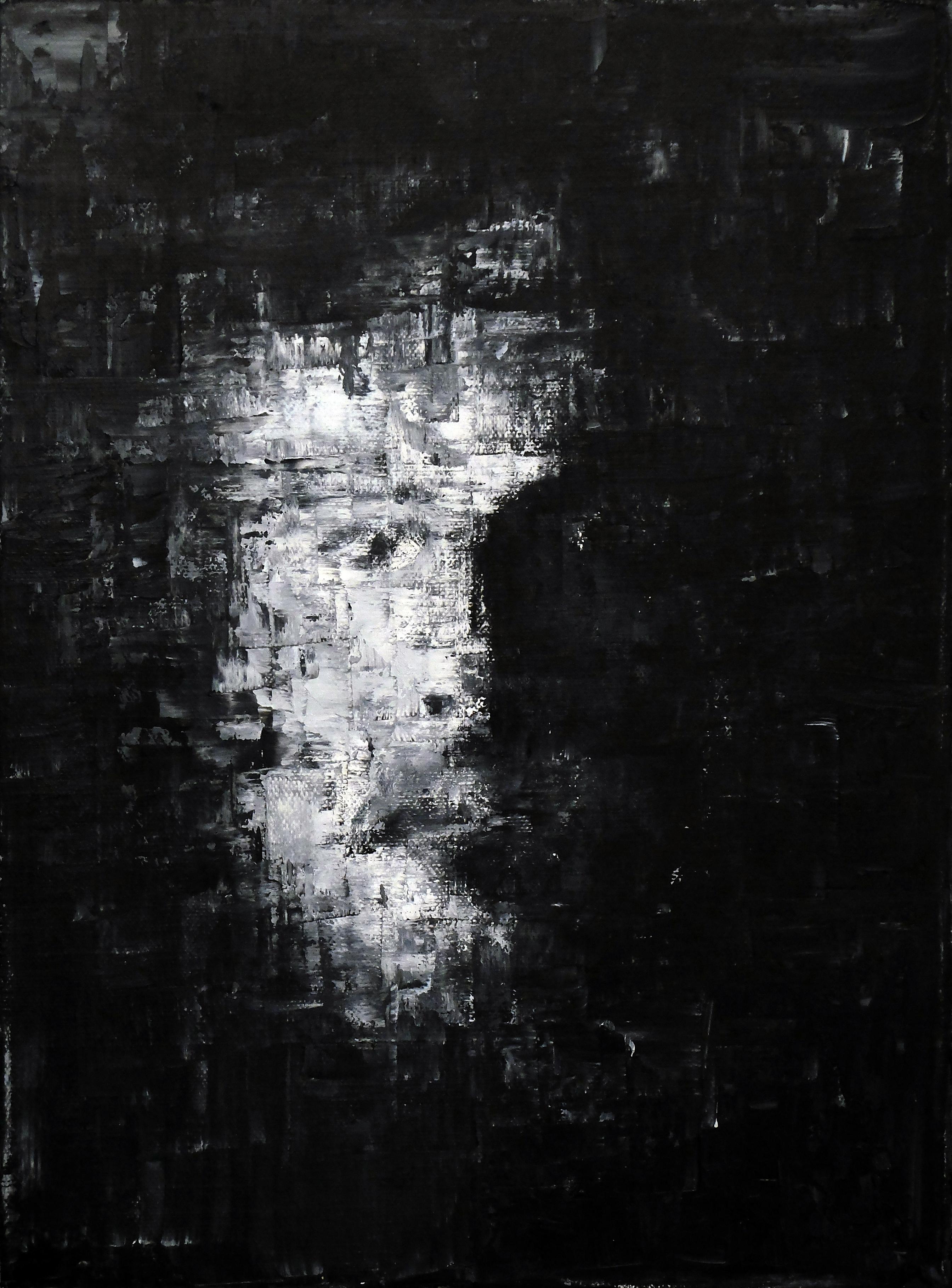 Patrice Palacio - autoportrait