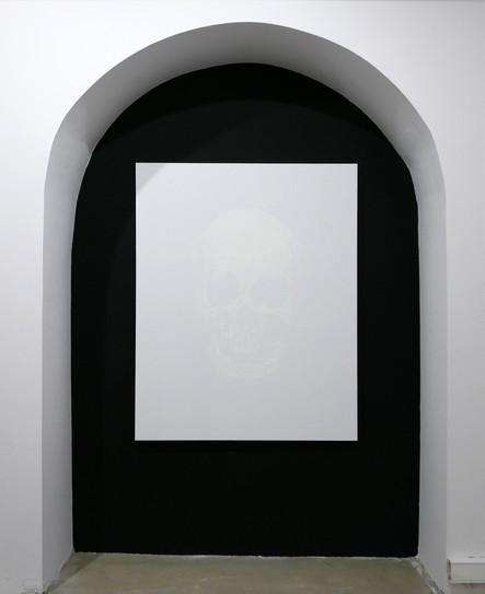 Patrice Palacio - Vanité - serie Blanc