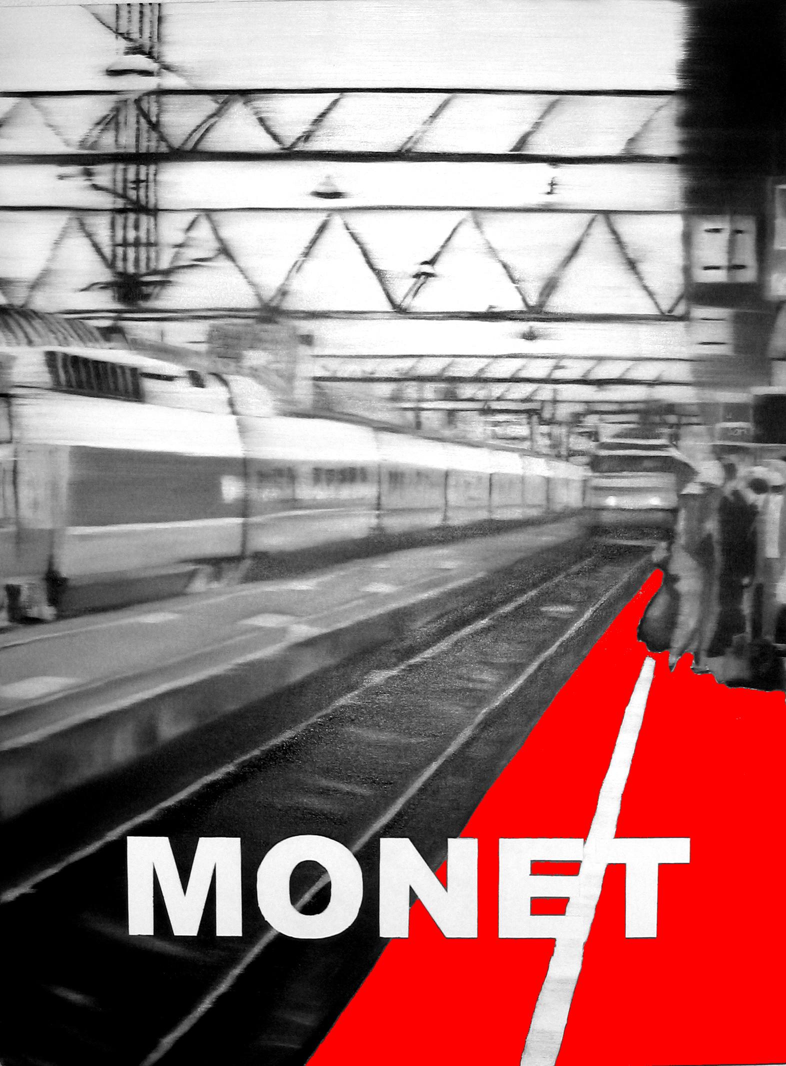 Patrice Palacio - Serie 102 - Monet