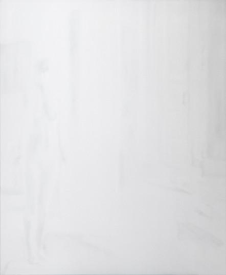 Patrice Palacio - Atelier - Serie Blanc
