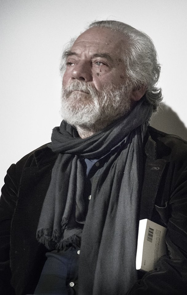 Giorgio Colangeli_Presentazione 'Teatro