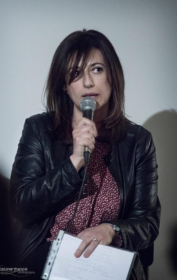 Valeria Merola_Presentazione 'Teatro nel
