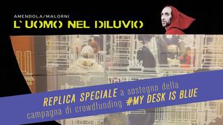 L'UOMO NEL DILUVIO - Roma, 13 Ottobre
