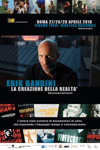 Cinema Trevi  | Con Blue Desk arriva a Roma la prima retrospettiva completa su Erik Gandini.