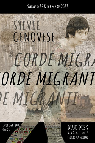 16 Dicembre - La grazia e la forza di Sylvie Genovese