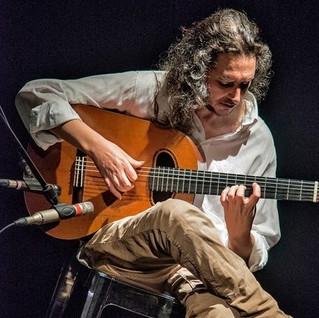 'Viajar con la guitarra' - Blue Desk, 21 Ottobre