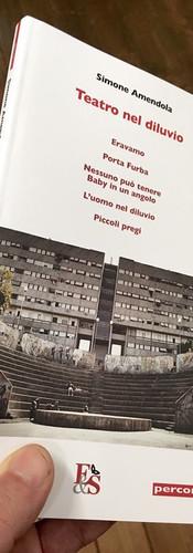 Simone Amendola 'Teatro nel diluvio'