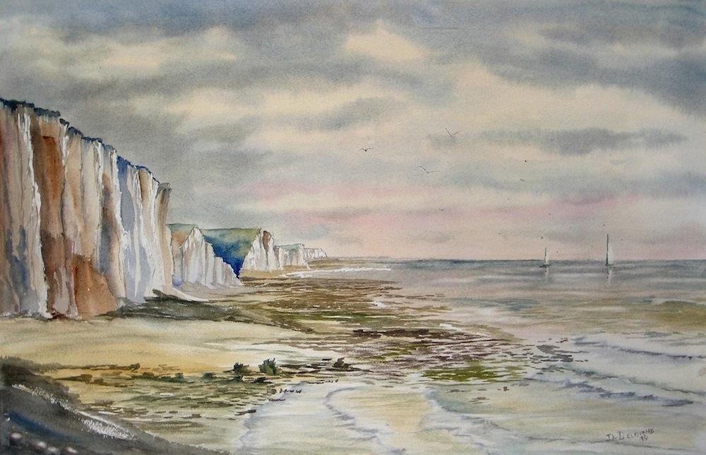 Vers la Normandie