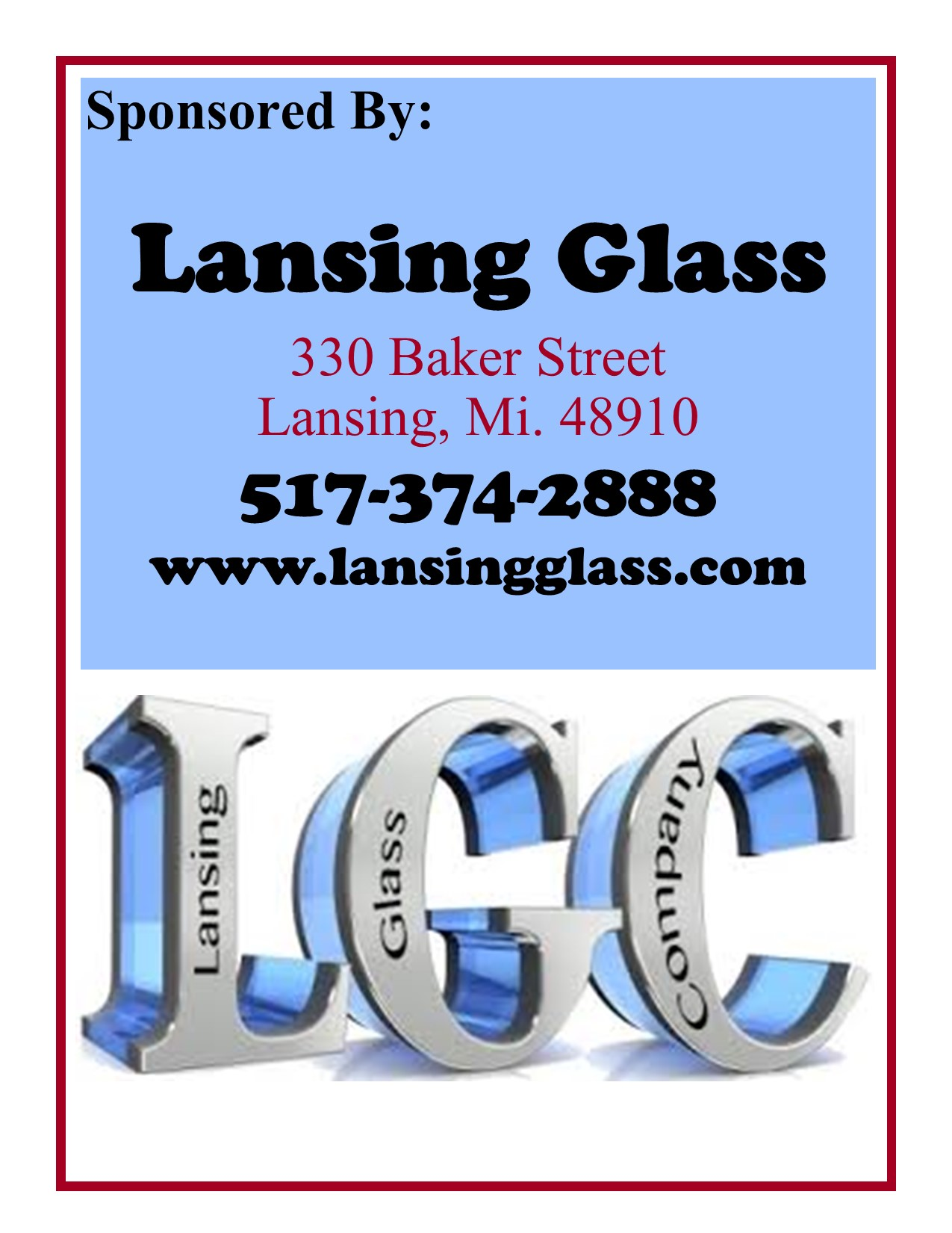 lansing glass