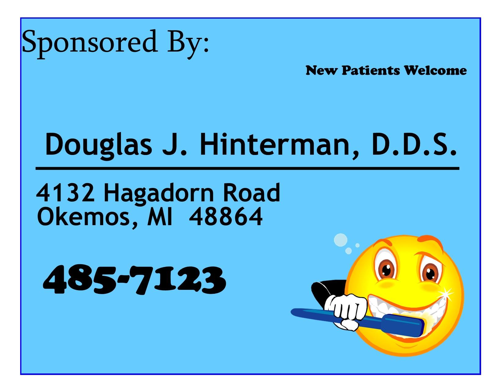 dr. hinterman ad