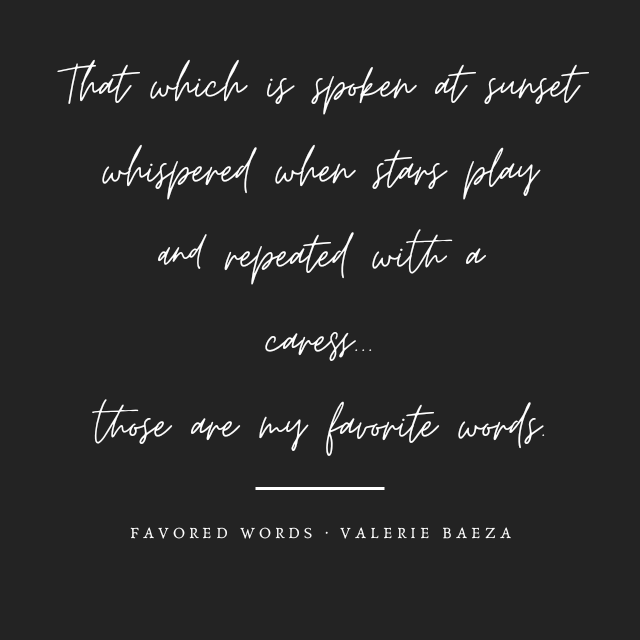 Favored Words