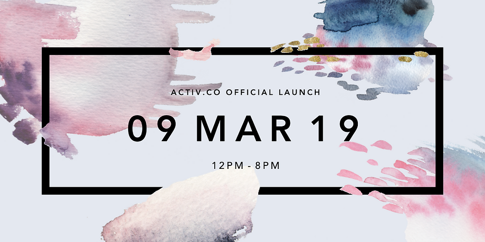 Activ.Co Official Launch