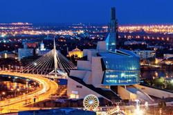Winnipeg (Human Rights Museum - Night).j