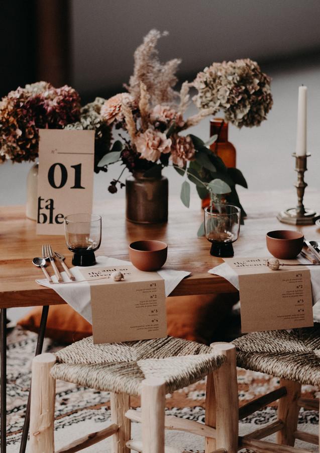 Un mariage brut et industriel