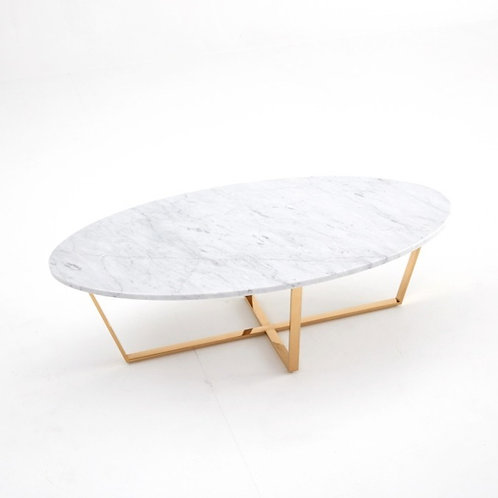 OVAL SOFA TABLE