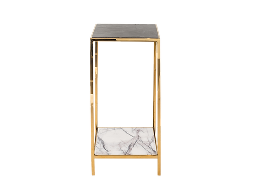 TWO CUBES SIDE TABLE