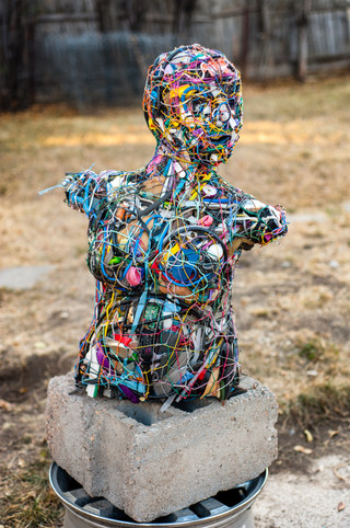 Bodies of Waste - Female Bust