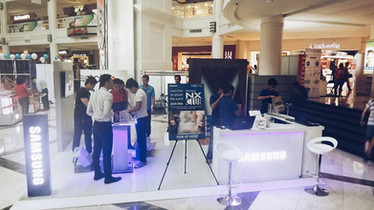Samsung NX Camera Product Launch