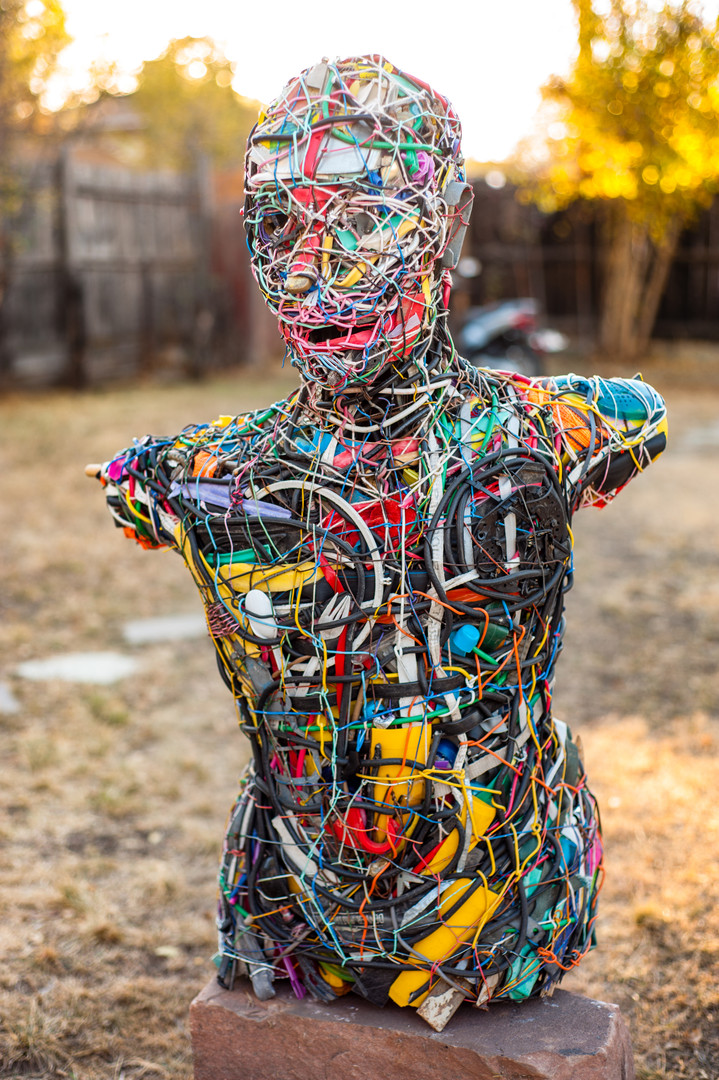 Bodies of Waste - Male Bust