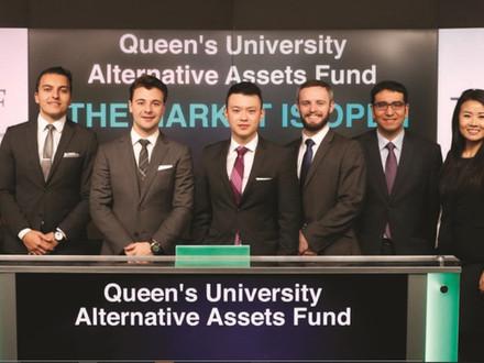 Alumni Spotlight: Alex Yi (MBA'19)