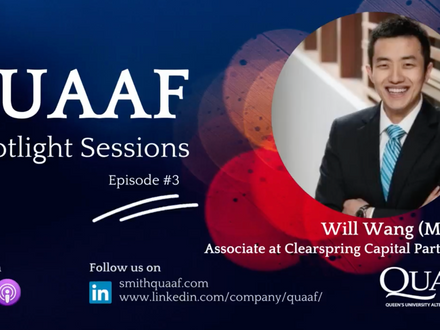 Alumni Spotlight Podcast: Will Wang (MBA'15)