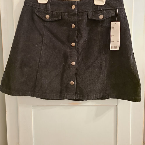 Urban Outfitters Cord Skirt Size Large