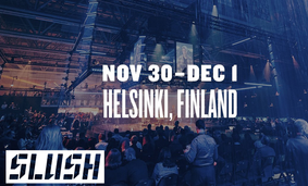 bizpay present at Slush 2017