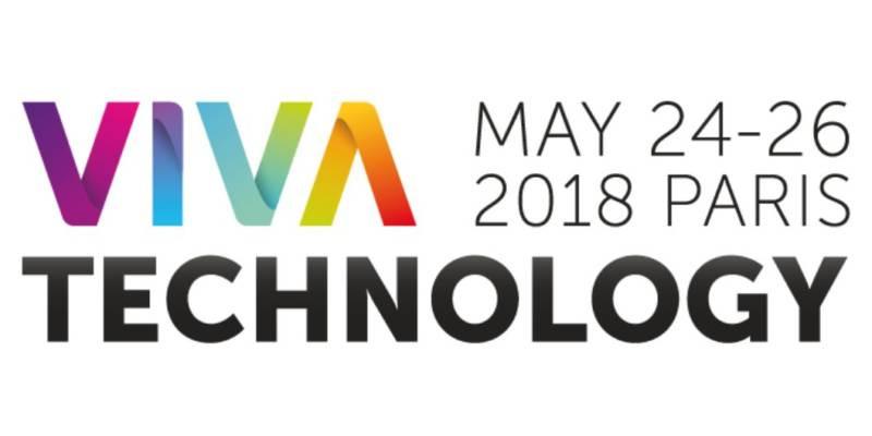 VivaTech 2018 Paris