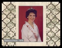 Rebecca Pitsch - 1978